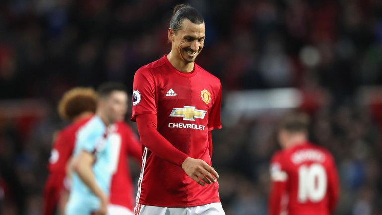 Zlatan Ibrahimovic kurang percaya diri di Manchester United, kata Ray Wilkins