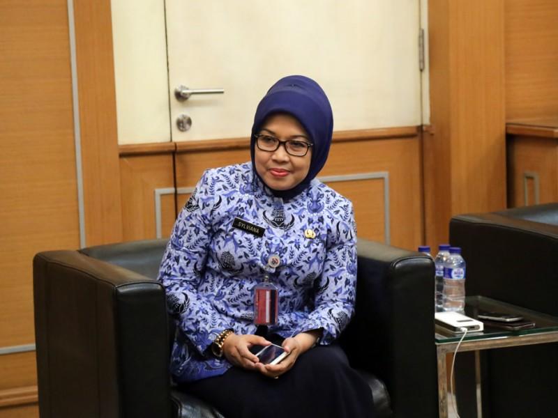 Sylviana Murni Ingin Menjadikan Batik Betawi Go Internasional