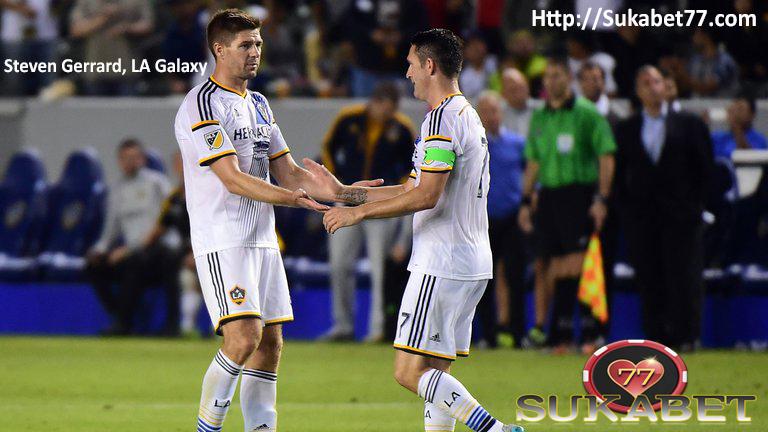 Steven Gerrard dan Robbie Keane masih ingin dengan Los Angeles Galaxy