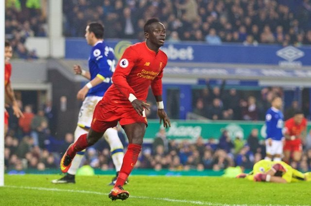 Hasil Pertandingan Everton vs Liverpool 20 Desember 2016