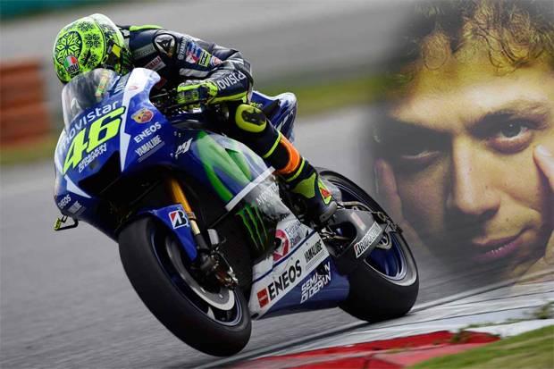 Crash : Rossi Diposisi Ketiga Pembalap Terbaik 2016