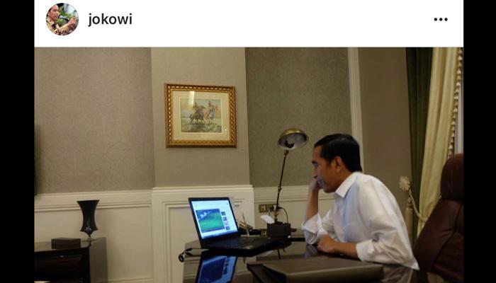 "Usai Gagal Di Final Piala AFF 2016 Presiden Jokowi ""Jangan Patah Arang"""