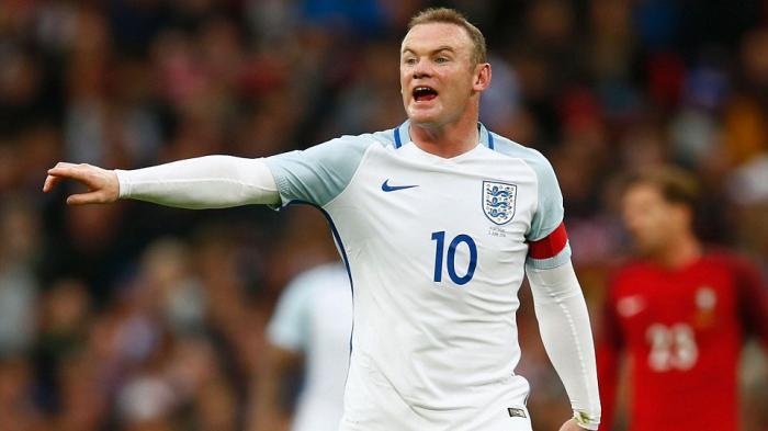 Bagaimana Nasib Rooney, Setelah Southgate Jadi Bos Inggris ?