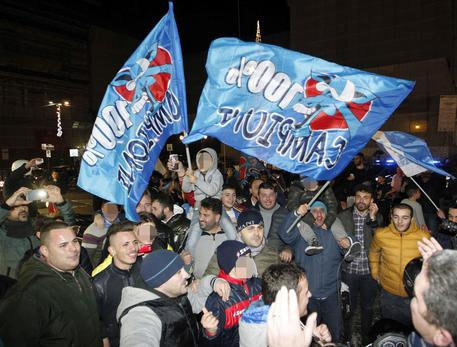 Dalam Sehari Tiket Napoli vs Real Madrid Habis Terjual