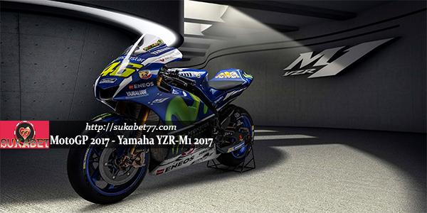 Yahama YZR-M1 Tidak Akan Ada Perubahan Revolusi di MotoGP 2017