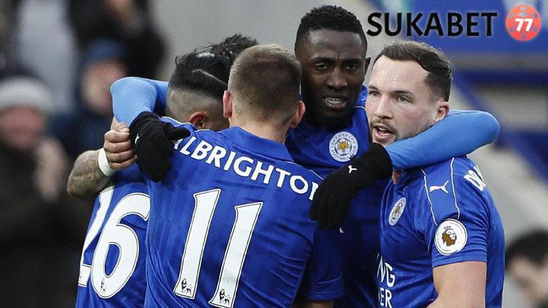Leicester Menang Beruntun Setelah Ranieri Pergi