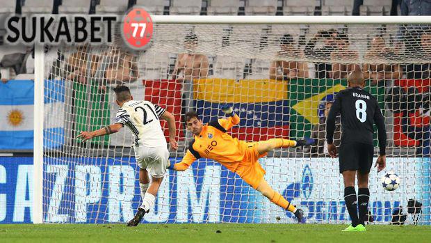 Juventus Lolos Ke Perempatfinal Liga Champions Dengan Skor 1-0 Atas Porto