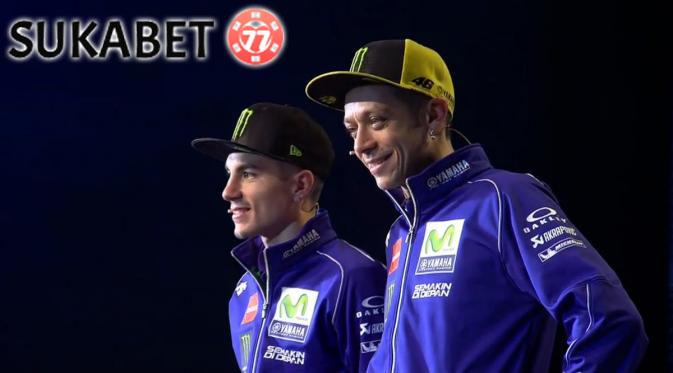 HEBOH!!! Video Dialog Antara Valentino Rossi dan Maverick Vinales