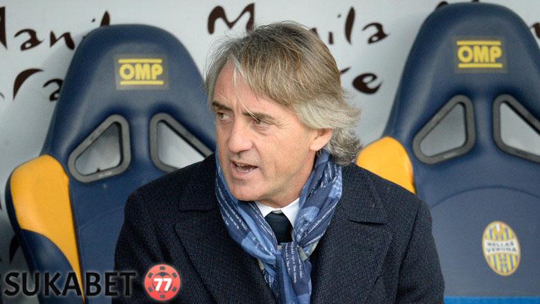 Mancini Miliki Hasrat Latih Timnas Italia