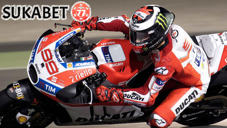 Lorenzo Belum 100% di Atas Motor Ducati