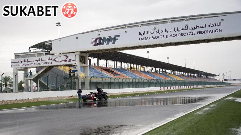 Sesi Kualifikasi MotoGP Qatar 2017 Di Batalkan