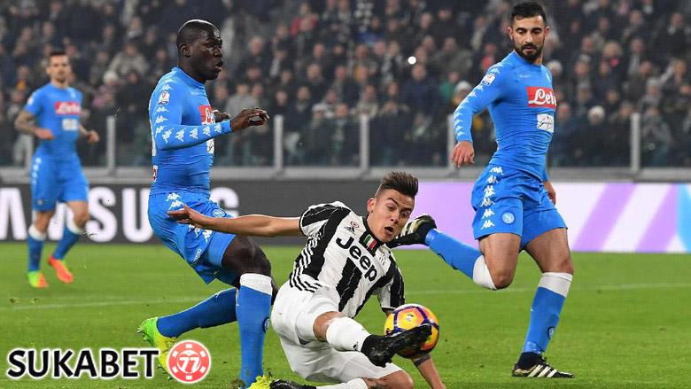 Napoli Bakal Mengimbangi Permainan dari Juventus