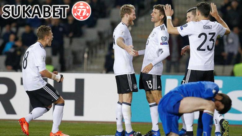 Jerman Kandaskan Azerbaijan 4-1