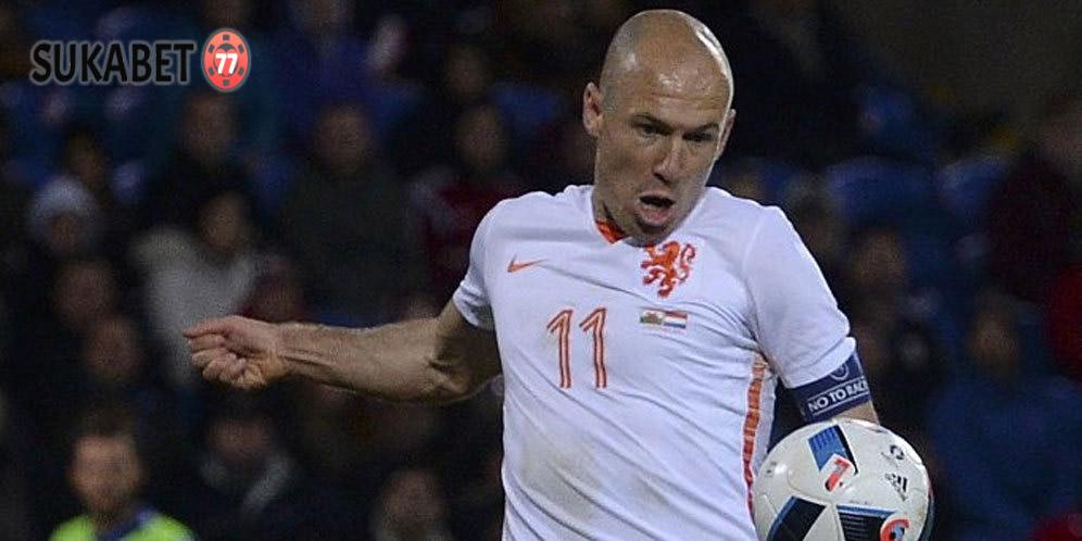 Pengakuan Robben Soal Pensiun Dari Timnas