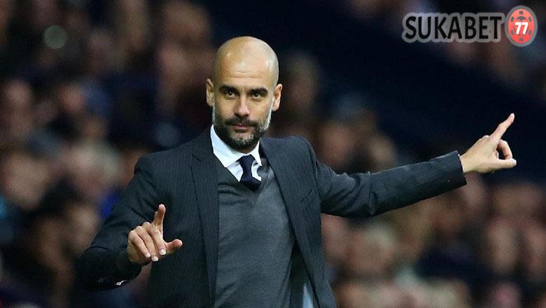 Pep Guardiola Tidak Pernah Memberikan Janji Apapun Untuk Gelar