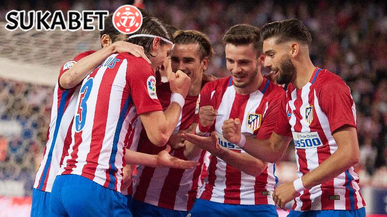 Kemenangan Demi Kemenangan Jadi Modal Atletico Melawan Real Madrid