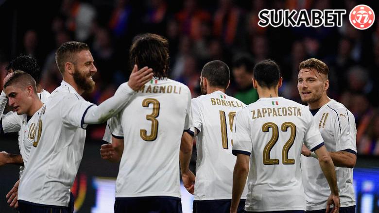 Impian Italy Menjuarai Piala Dunia 2022