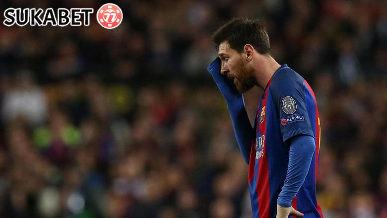 Messi Cuma Hebat di Barcelona