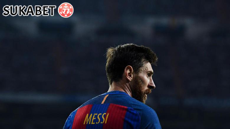 Messi Tidak Pernah Minta Tukaran Kaus Siapapun Kecuali Zidane