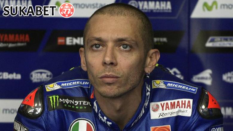 Rossi: Start dari Posisi ke Tujuh Tidak Masalah Bagiku