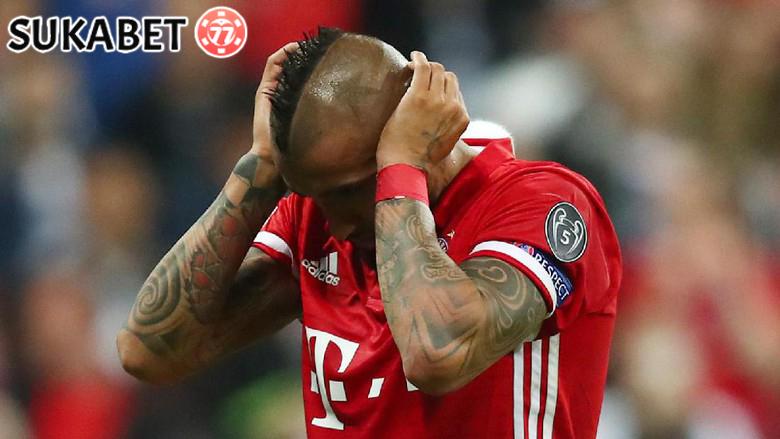 Vidal Masih Berharap Jumpa Juventus Di Final Liga Champion