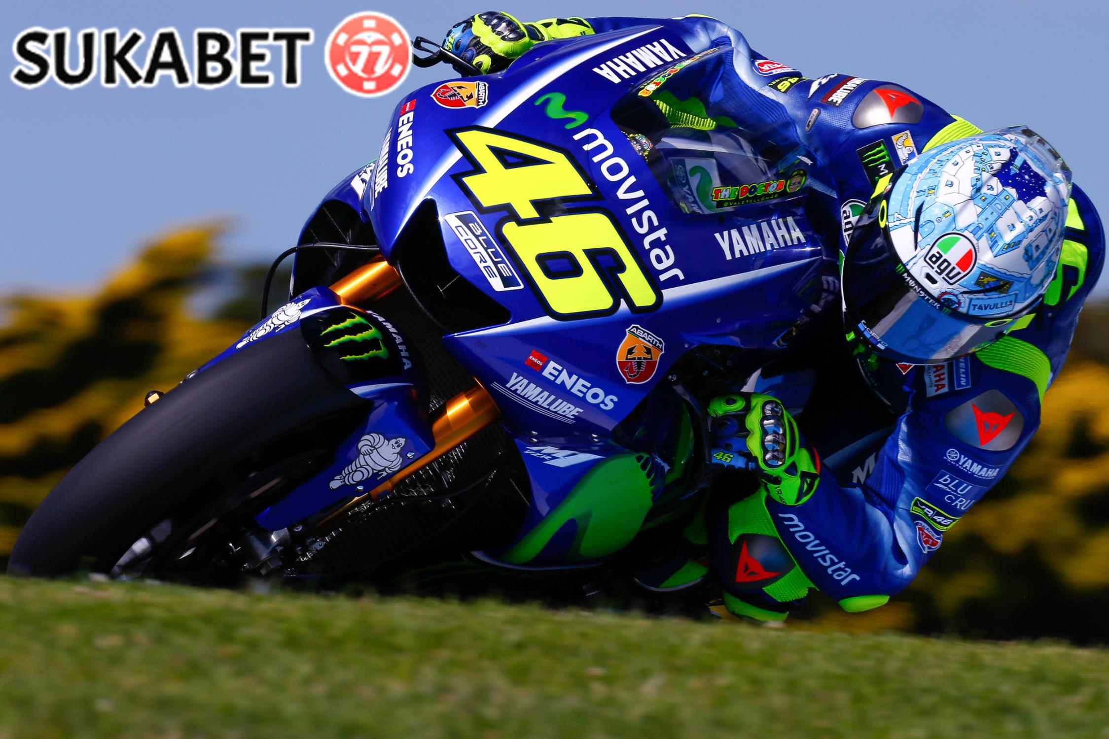 Rossi Tidak Sangka Akan Puncaki Klasemen MotoGP
