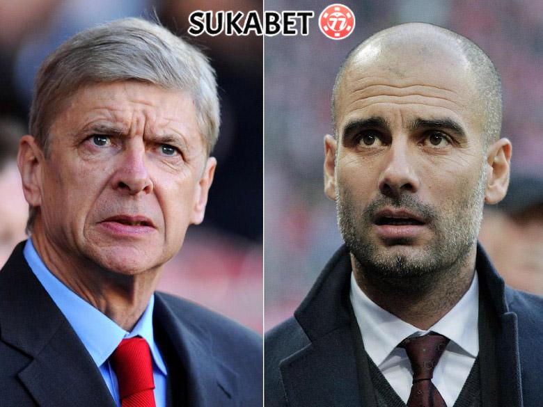 Guardiola Turut Bersimpati Untuk Wenger