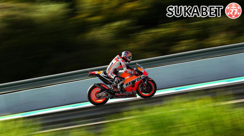 Honda Start di Barisan Terdepan di Jerez