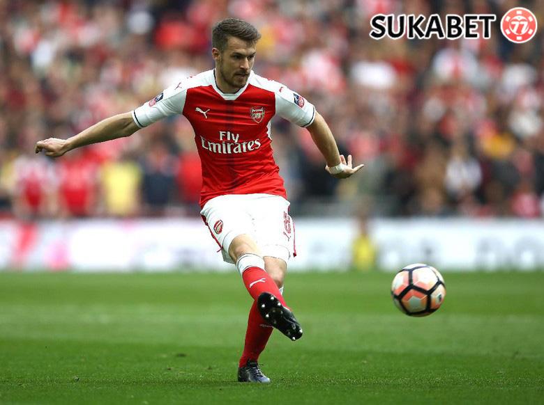 Ramsey: Arsenal Harus Bermain Bagus Melawan MU