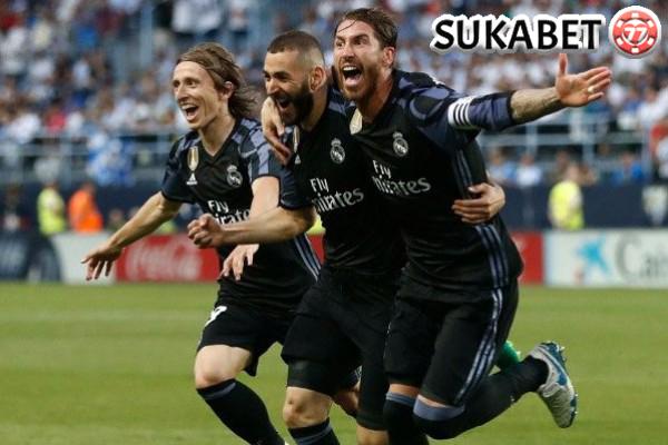 Real Madrid Juara La Liga 2016-2017