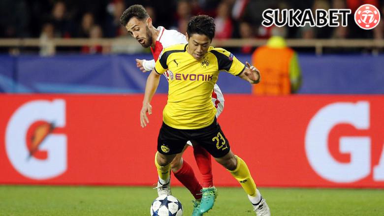 Kagawa Akan di Beri Perpanjangan Kontrak dari Dortmund