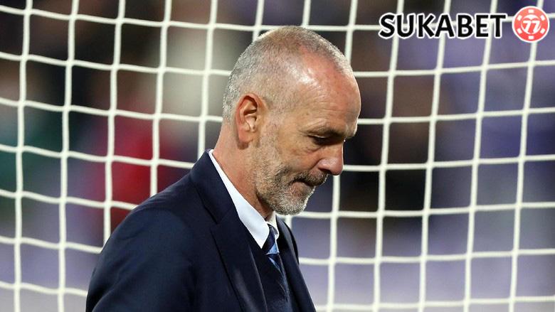 Pioli di Pecat oleh Klubnya, Inter Milan