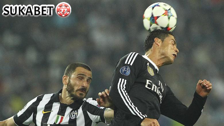Petinggi Madrid Heran Dengan Kokohnya Pertahanan Juventus