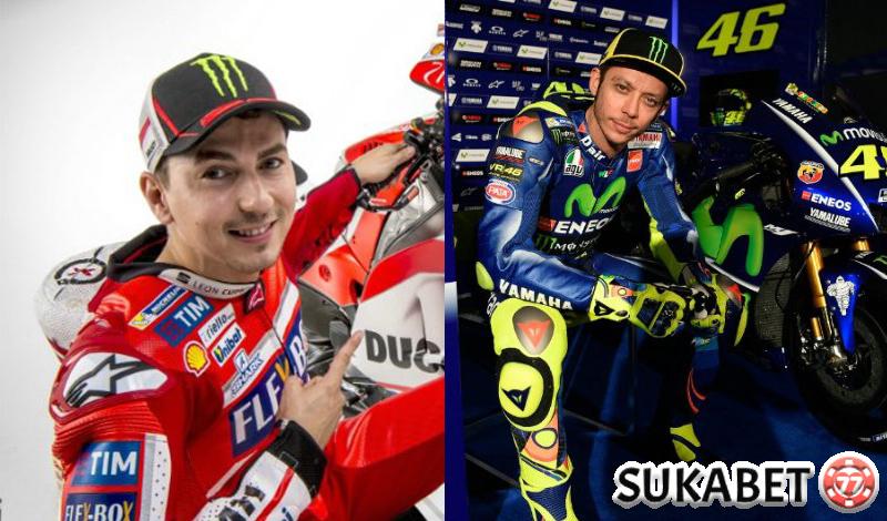 Rossi dan Lorenzo Tidak Bisa Dibandingkan