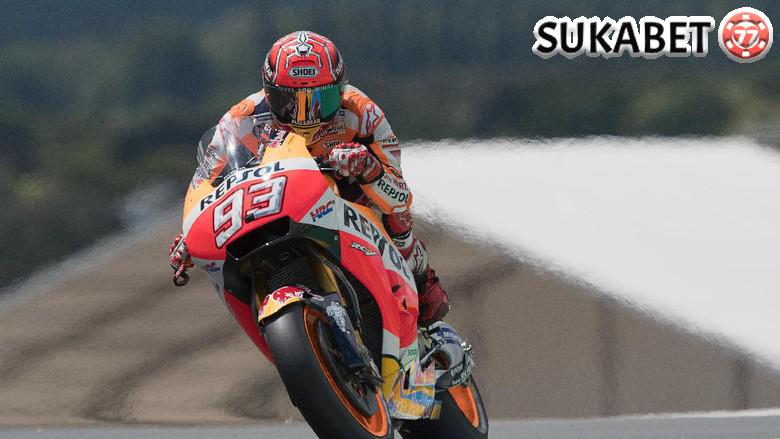 Marquez Masih Belum Nyaman dengan Motornya