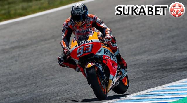 Marquez Saran Agar Tayangan MotoGP jadi TV Berbayar