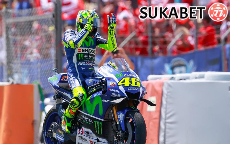 Rossi di Percayai Bisa Jadi Juara Dunia