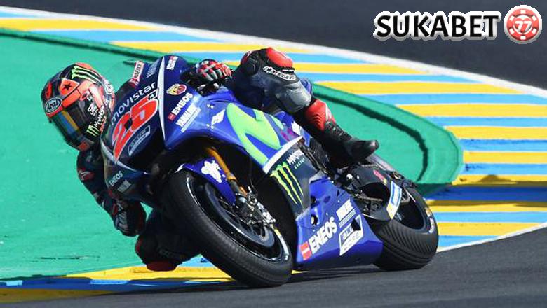 Maverick Vinales Juara MotoGP Prancis