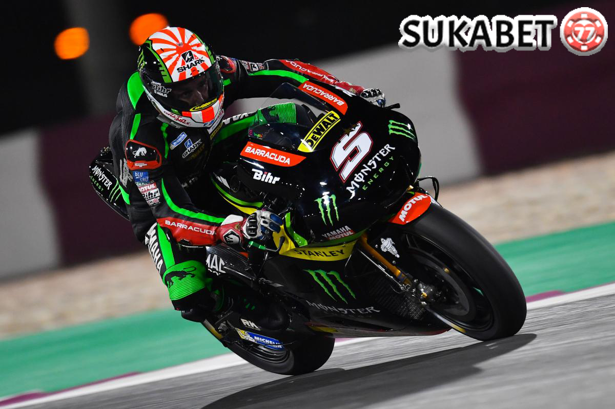 Zarco Sedang On Fire