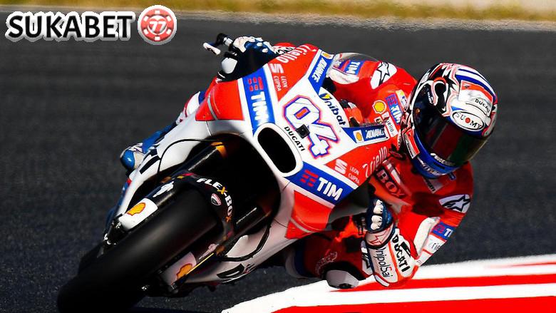 Andrea Dovizioso Rajai MotoGP Catalunya