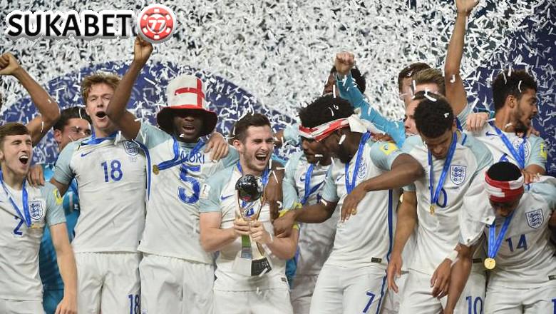 Inggris Sukses Juarai Piala Dunia U-20 2017