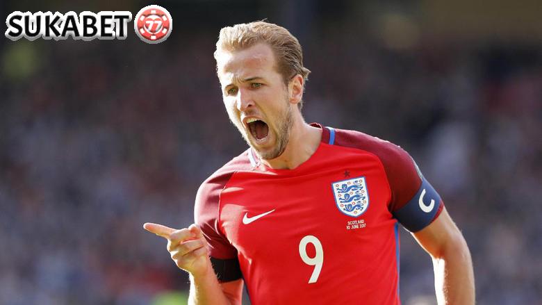 Kane: Menjadi Kapten Inggris Adalah Impian Saya Sejak Kecil