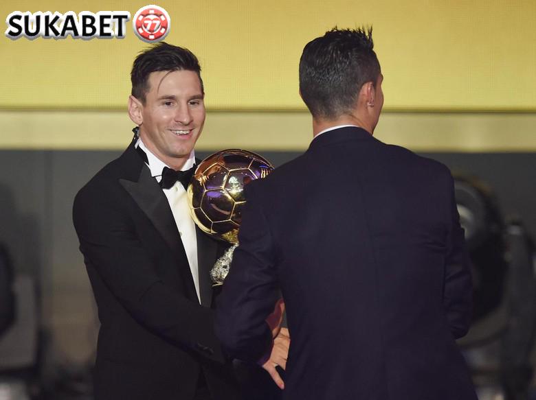 Pengaruh Messi Lebih Besar Dibandingkan Ronaldo