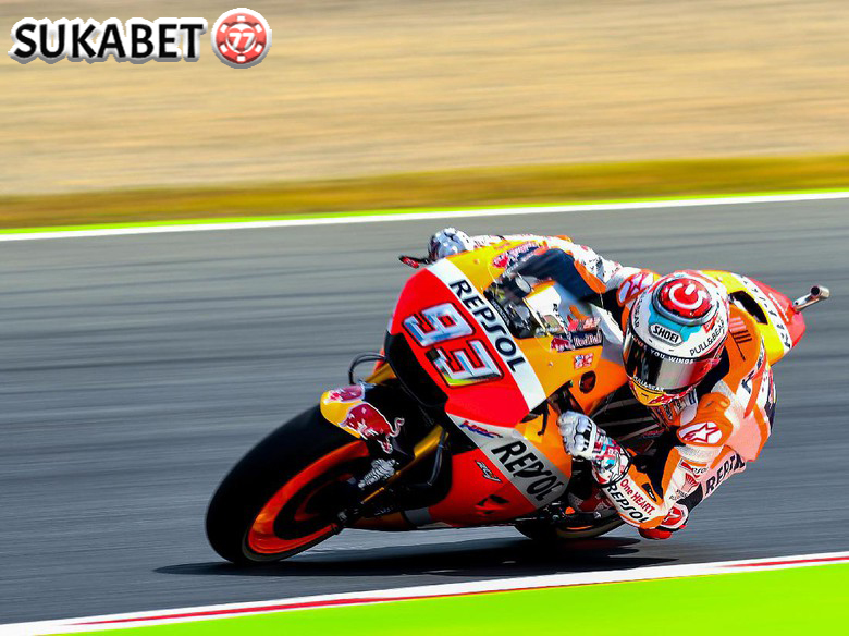 Marquez Lagi – Lagi Kuasai Free Race ke 2