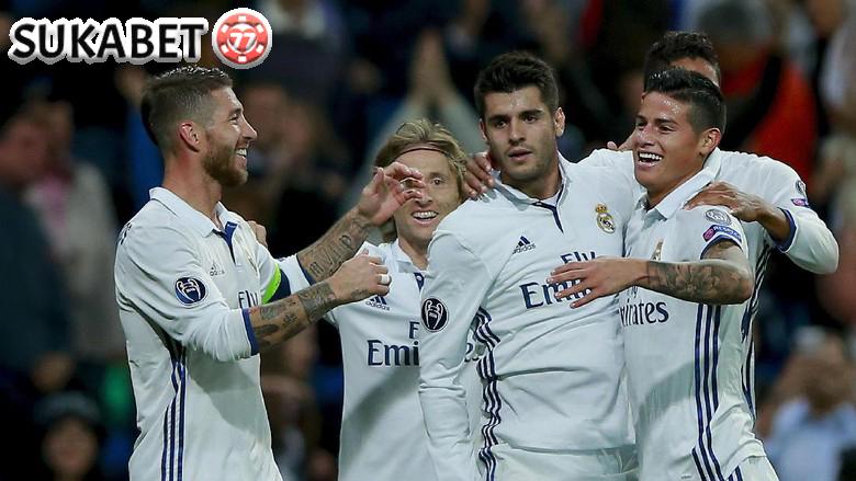 Ramos: Saya Tidak Yakin Morata Akan Bertahan di Madrid