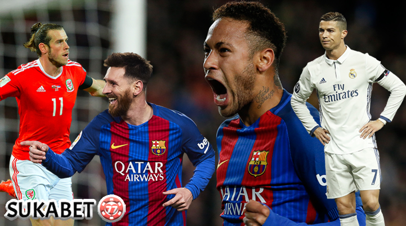 Inilah Pemain Sepak Bola Termahal di Dunia