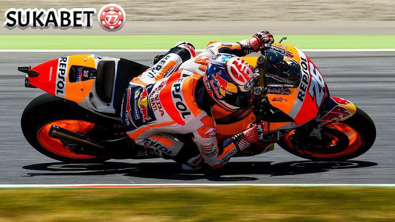 MotoGP Catalunya: Pedrosa Start Terdepan, Lorenzo ke 2