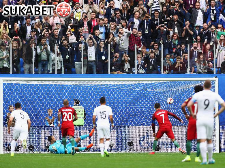 Portugal Juara Grup A Usai Bantai Selandia Baru 4-0