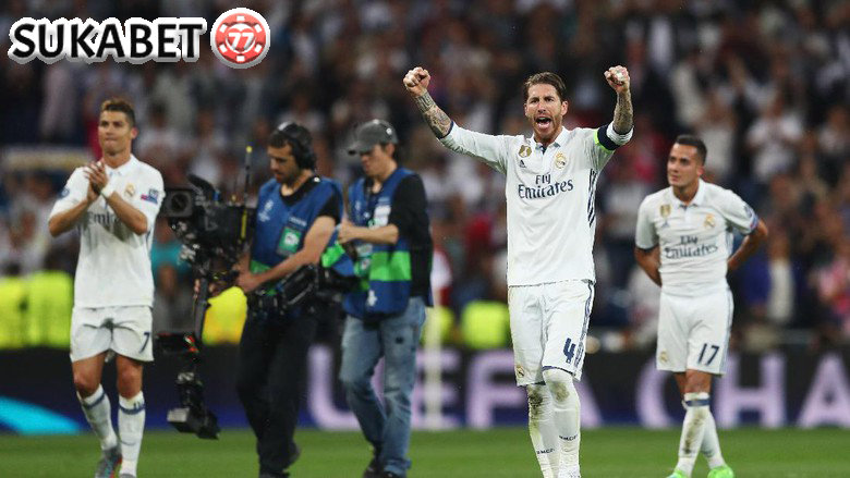 Ramos: Madrid Segera Ukir Sejarah Baru