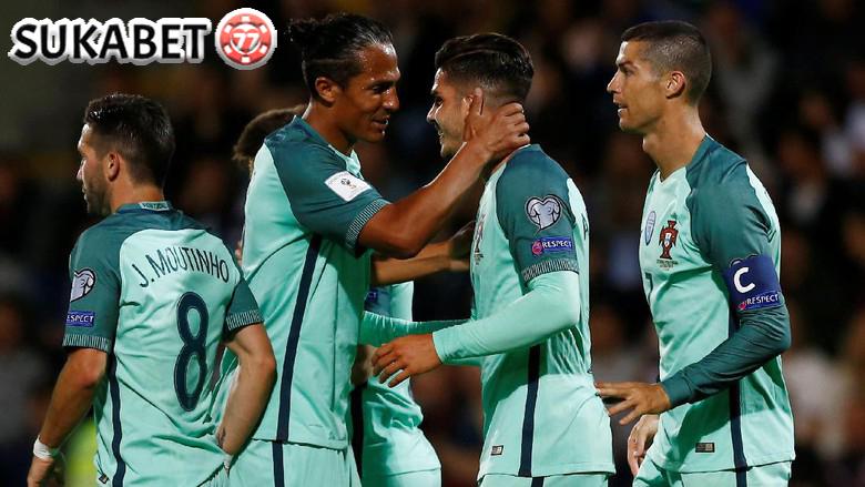Portugal 3 – 0 Latvia, Ronaldo Cetak 2 Gol
